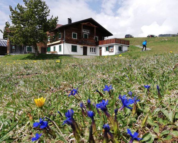Geöffnet ab 15.05.2020 #wirfreuenunsaufeuch #geöffnet #rellseck #restaurant #vorarlbergwandern #vorarlberg #kaiserschmarrn #hütte #meinmontafon #montafon ...