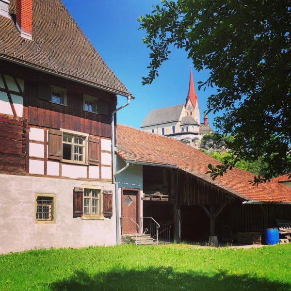 #volkshochschule #vorarlberg #vorarlberghältzusammen #kreativ #rankweil #schlosserhus #zentrumfürkunstundmedien #bildung #basilikarankweil Rankweil, Austria