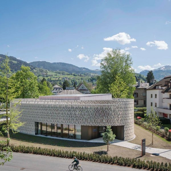 Public Library, Dornbirn We are proud to share with you our newly built ...
