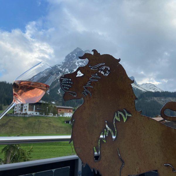I love Austria - ein LÖWENSTARKES Land🍀😇👍🤩#roggal #lechzuers #arlberg #mountains #hiking #placetobe #beautifulday #paradise #mylechzuers #wanderdoerfer #diemagiedeslebens2019...