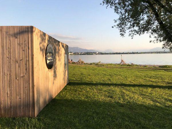 Unsere Station am Kaiserstrand ist bereit für den SUP Sommer am Bodensee!! . ...
