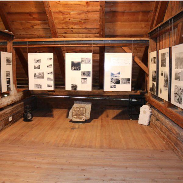 In diesen Minuten hat das Klostertal Museum seine Pforten wieder geöffnet und freut ...
