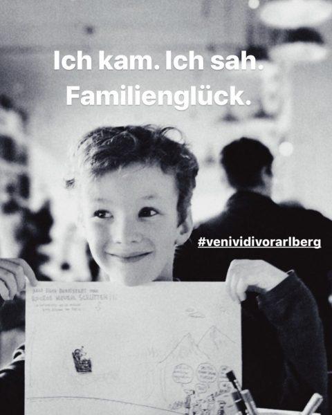 FAMILIENGLÜCK ist das höchste Gut in den Vorarlberger fam Hotels. Der Schlüssel dazu ...