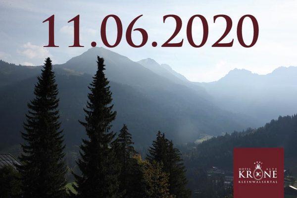 Save the Date: 11.06.2020! Wir können es jetzt schon kaum abwarten, Sie wieder ...