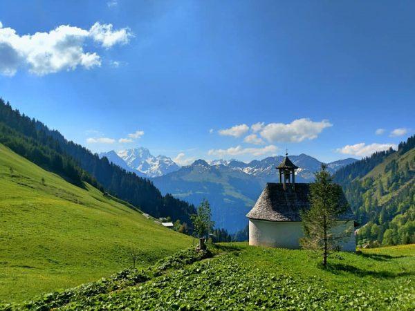Bergfrühsommerausblick #damüls #damülsmellau #bregenzerwald #urlaubslandvorarlberg #alpenregionbludenz #austria🇦🇹 #venividivorarlberg