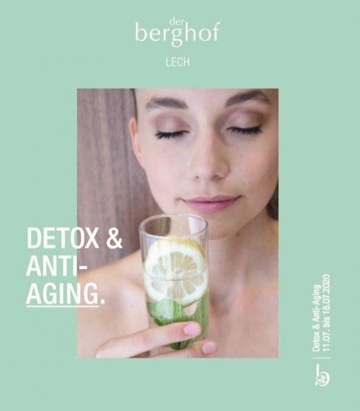 Detox & Anti-Aging. Refresh your spirit. Bringen Sie Ihr Immunsystem wieder auf Vordermann. ...