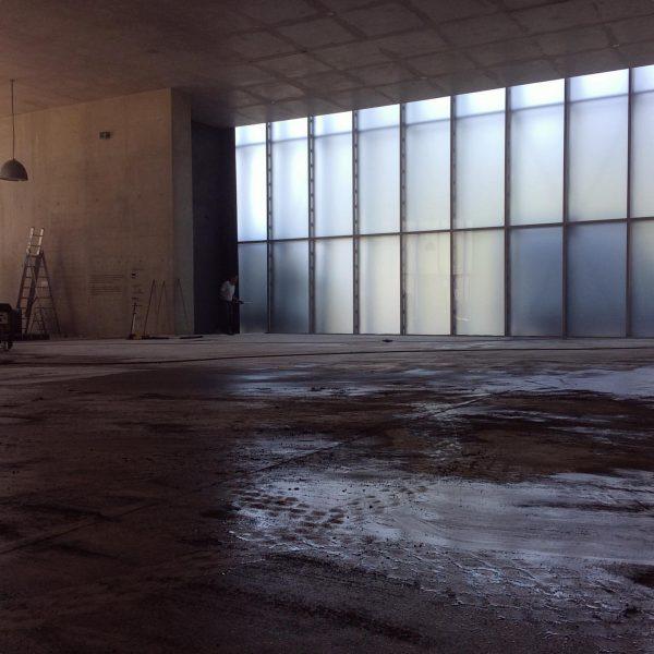 What remains... #kunsthausbregenz #betweenexhibitions #bunnyrogers