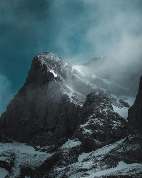 Mal was ganz aktuelles vom Arlberg beim Spullersee...