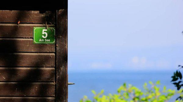 Wer hätte nicht gerne ein Haus ..... #haus #house #lake #see #lakeofconstance #bodensee ...