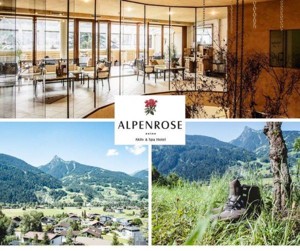⟢ Aktiv & Spa Alpenrose GUTSCHEIN Aktion ⟢ Als DANKESCHÖN für Eure Unterstützung, ...