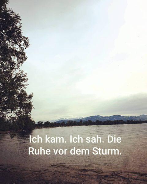 ...und trotzdem ist es immer schön am Bodensee. 🌦 #venividivorarlberg #visitvoralberg #visitfeldkirch #visitaustria ...