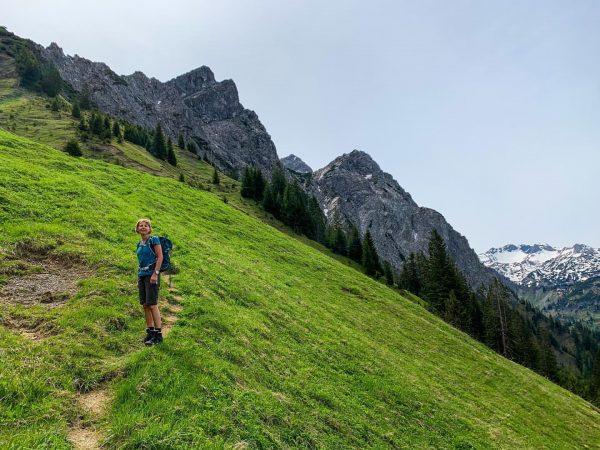 spring hike in #grosseswalsertal ... . . #visitvorarlberg #vorarlberg #venividivorarlberg #hike #hiking #hikingadventures ...