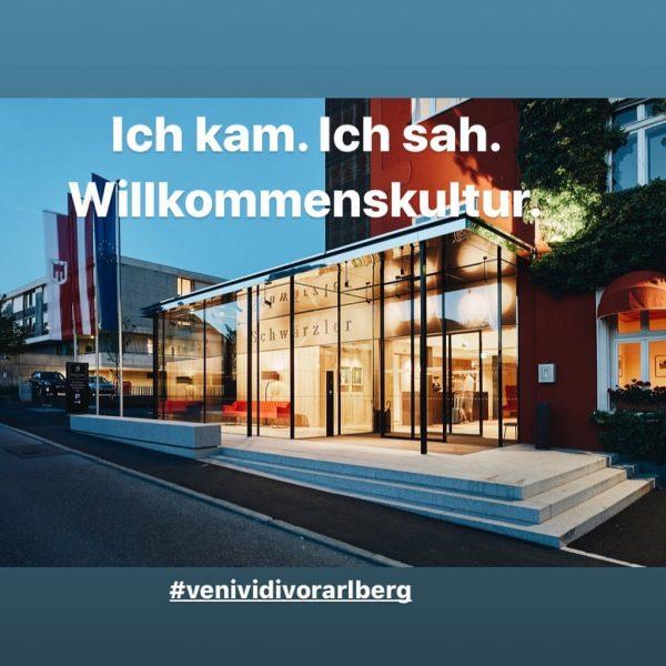 GASTGEBER AUF VORARLBERGER ART Ein Hotel ist ein Hotel. Und doch so viel ...