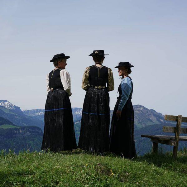 Juppen aus dem Bregenzerwald. #bregenzerwald #vorarlberg #visitvorarlberg #venividivorarlberg Bezau