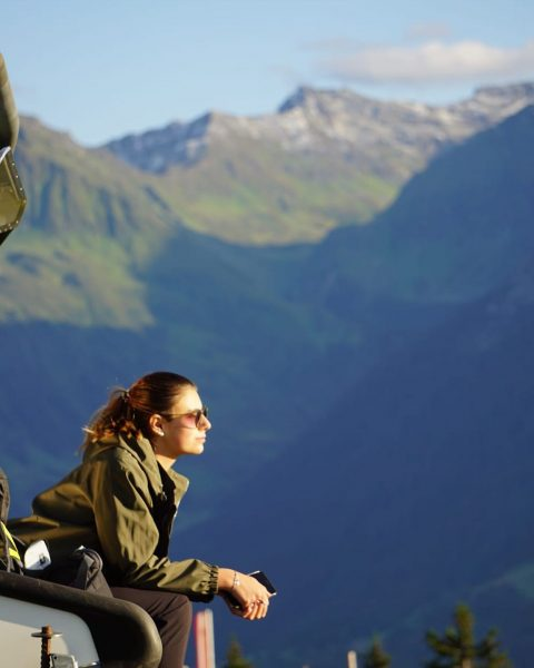 Erwarte nichts, aber schätze alles! #mountain #home #berga #do #bini #gära #dahem #berge ...
