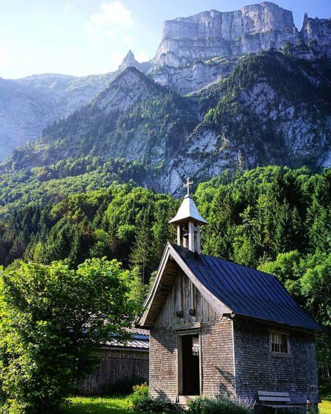 Ich kam. Ich sah. Das Vorsäß. Den Berg. #venividivorarlberg #visitvorarlberg #visitbregenzerwald #visitmellau