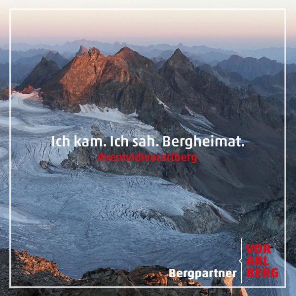 Erlebe gemeinsam mit den Bergpartnern Vorarlberg ein Stück unserer Heimat. Als Profis am ...