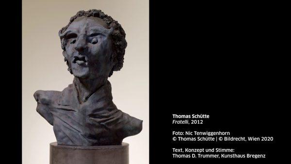 KUB Sonic Views 18: Thomas Schütte, Fratelli, 2012