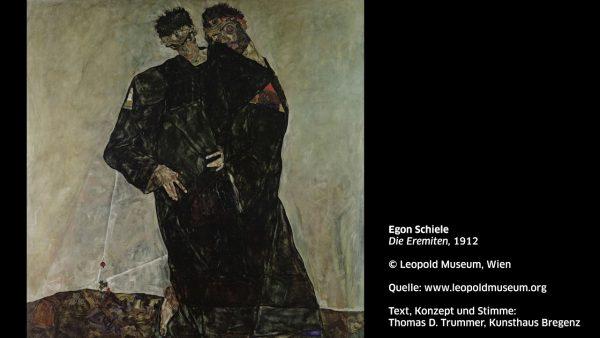 KUB Sonic Views 22: Egon Schiele, Die Eremiten, 1912