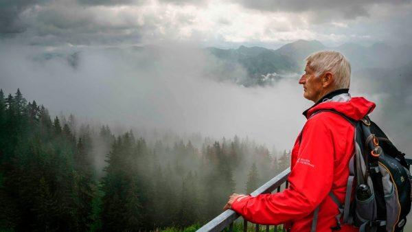 Ernst Haller – Hike to the Gottesacker plateau in Kleinwalsertal – Vorarlberg Magazine