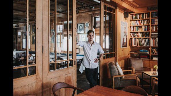 Innovative Köche in Vorarlberg - Jonathan Burger, Hotel Gasthof Hirschen Schwarzenberg