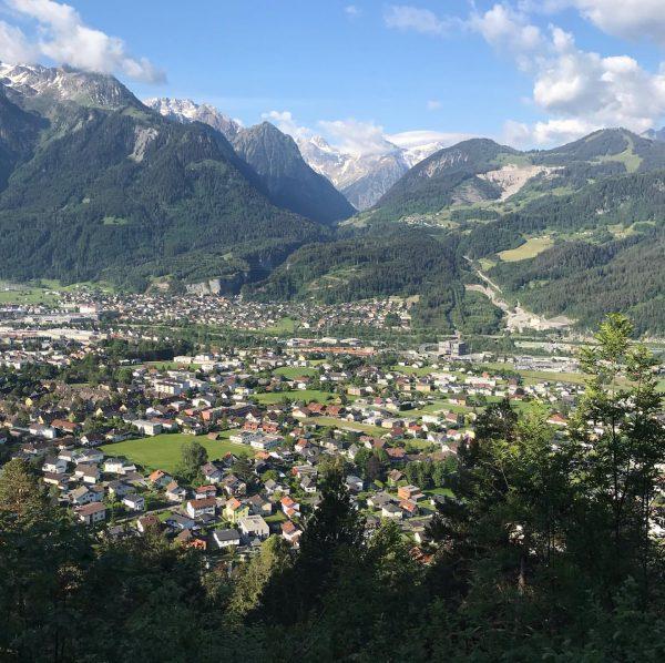 bike&hike 🚵🏼♀️🧗🏼♂️Bludenz-Muttersberg-Elsalpe-Gamsfreiheit #gamsfreiheit #alpeels #mountainbike #cubebikes #sundayvibes #naturelovers #bludenz #muskelkater