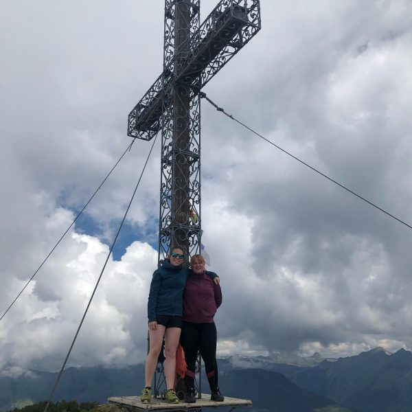 Hoher Fraßen 💪🏻 #hiking #vorarlberg #hoherfraßen #muttersberg Muttersberg, Vorarlberg, Austria