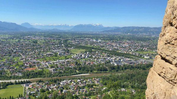 #zeitfenster #vorarlberg #bregenz #gebhardsberg #klettersteig #känzele #känzeleklettersteig #viaferrata Klettersteig Känzele