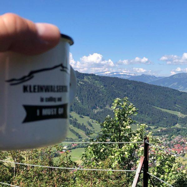 Checksch es.... #hirschberg #ifen #kleinwalsertal Hirschberg (Allgäuer Alpen)