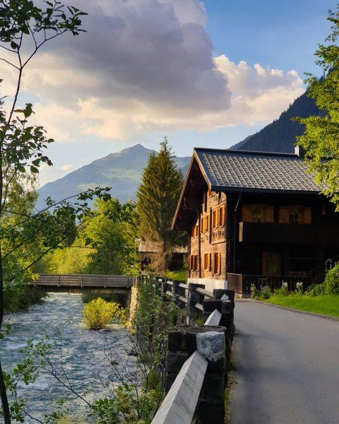 Ich bin ein bisschen von diesem Ort besessen. . . . #Gaschurn #Alps ...