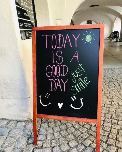 """Ganz nach dem Motto von @bunt_feldkirch """"today is a good day"""" ging es ..."""