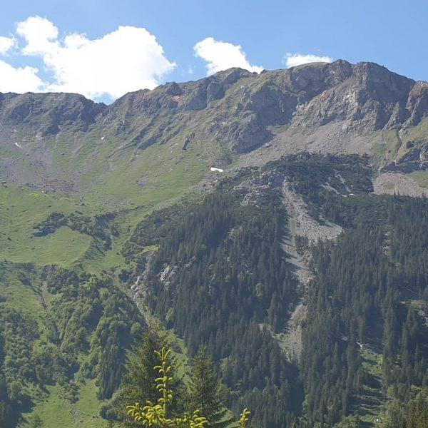 Auf Berge laufen... was gibt es schöneres als diesen Anblick und Ausblick zu ...