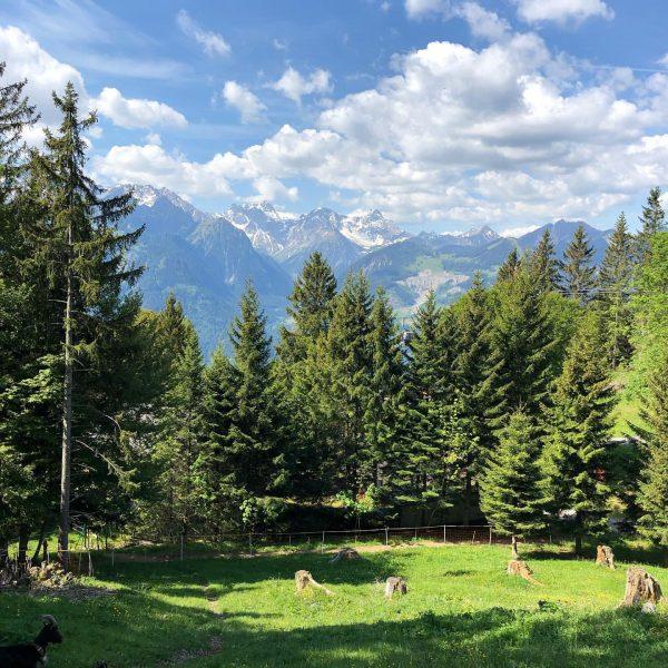 #nofilter #bludenz #österreich #muttersberg Muttersberg, Vorarlberg, Austria
