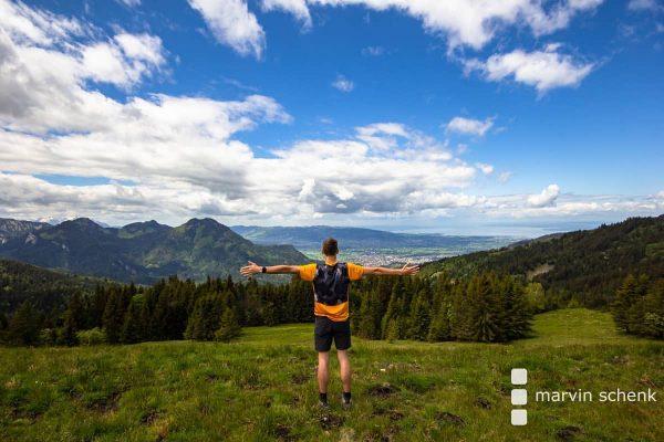 #venividivorarlberg ich kam. Ich sah. Die Weite! #visitvorarlberg #visitaustria #visitbregenzerwald #faqbregenzerwald #bregenzerwald #summer ...