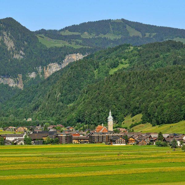 Das GAMS zu zweit liegt mitten im Herzen von Bezau. ❤️ #bezau #bregenzerwald ...