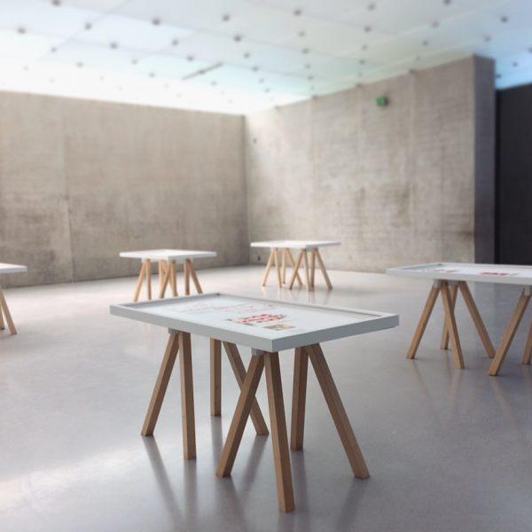 Empty rooms and beautiful light – open again on Thursday! #unprecedentedtimes #kunsthausbregenz #aniasoliman