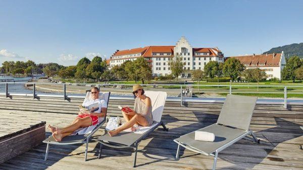 An alle Leiblachtaler/innen, Bregenzer/innen, Vorarlberger/innen ab dem 12. Juni haben wir unser Badehaus ...