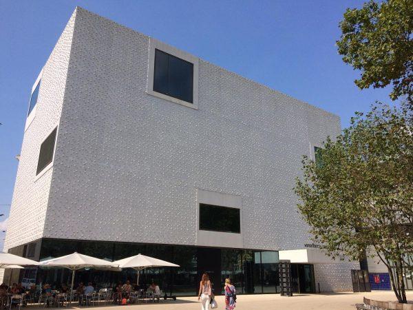 #vorarlbergmuseum #bregenz #vorarlberg #österreich #austria #architects #cukrowicznachbaurarchitekten #architecture #architektur #mimarlık #museum #müze #musee ...