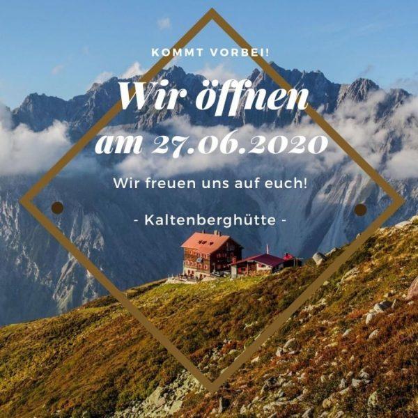 Wir freuen uns auf tolle Wanderungen zur #kaltenberghütte mit Einkehrschwung! #venividivorarlberg #eslebe #klostertal ...