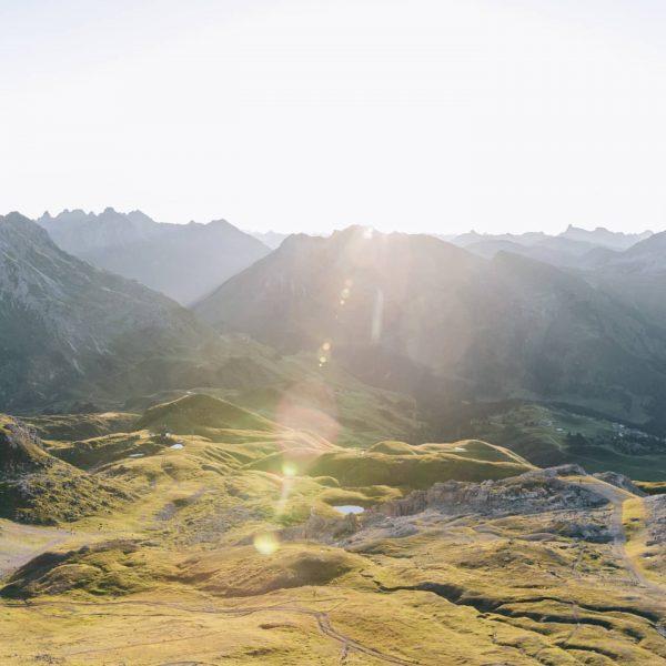 Arlberg Weinberg im Sommer 2020 wird mit einem spannenden Angebot von @derberghof starten ...