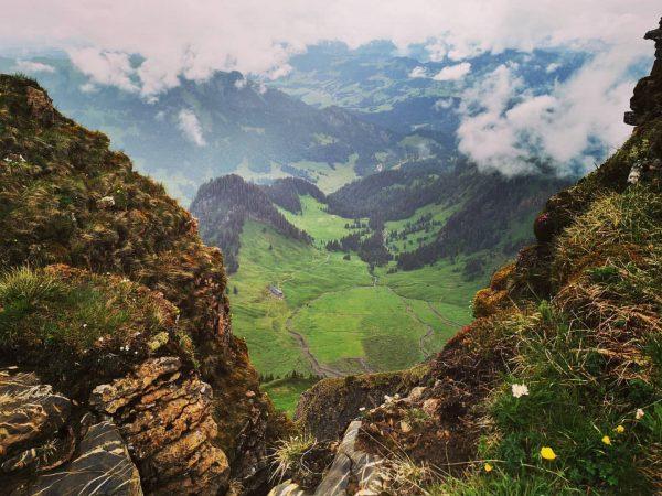 Bergwanderrunde auf dem Diedamskopf #diedamskopf #österreich #bregenzerwald #wandernmachtglücklich #berge #urlaub Diedamskopf