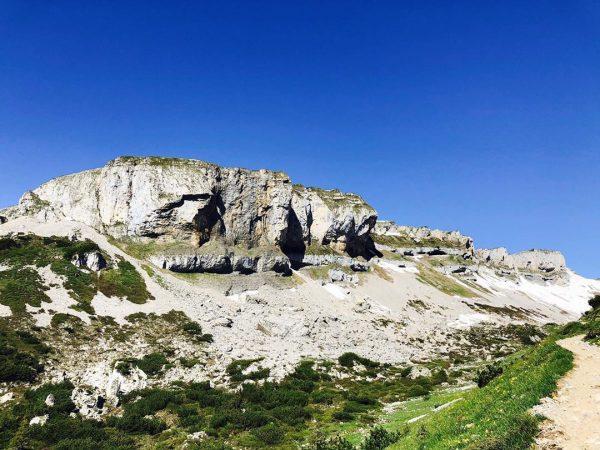 Endlich wieder zu Besuch in Österreich 🇦🇹 Mountainbiken und wandern am Fuße eines ...
