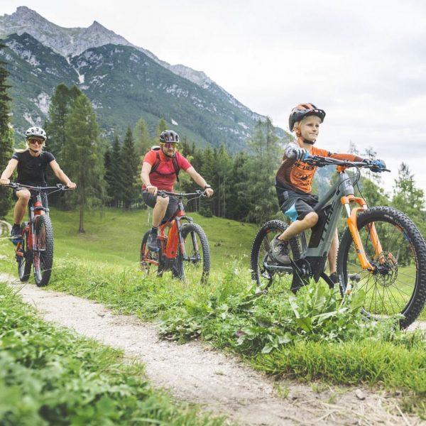 ich kam. ich sah. voRADLberg. Lust auf eine Mountainbike Tour mit der ganzen Familie? Wir haben für...