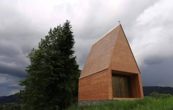 2016 06 03 Bernardo Bader Architekten, Kapelle Salgenreute Krumbach | Österreich #bernardobader #bernardobaderarchitekten ...