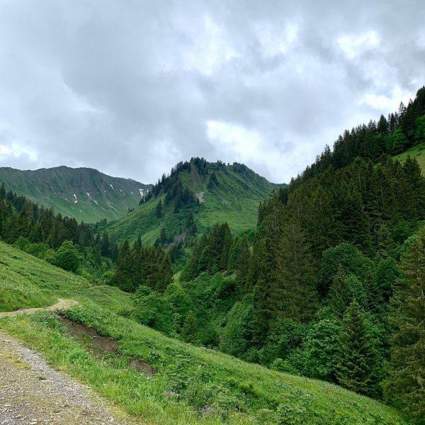 Rund ums Derraköpfle #allgäu #oberstdorf #kleinwalsertal #baad #derraköpfle #derrenalpe #mittlerespitalalpe #hiking Baad, Vorarlberg, ...