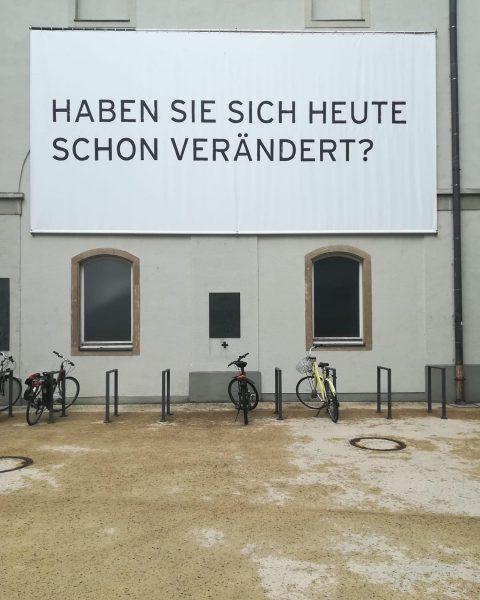 """#wirfragen- """"Haben Sie sich heute schon verändert?"""" Vorarlberger Landestheater, 22.06.2020 @wirfragen_ In unserem ..."""