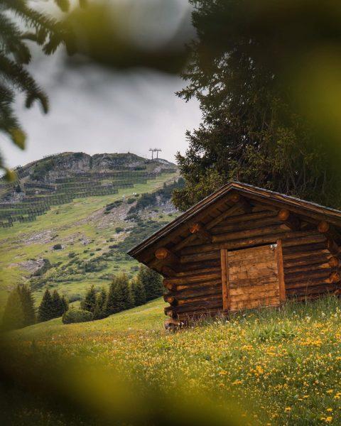 Mountains, sun & hikes ⛰☀️ . . . . #kriegerhorn #firsthike #schlegelkopf #hut ...