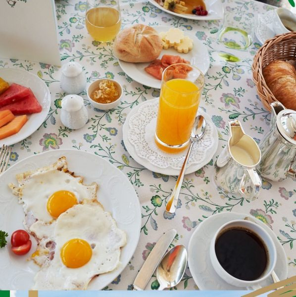 The best start into the day is with a delicious breakfast. We fulfill ...