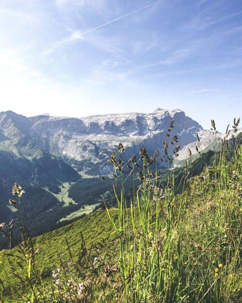 The mountains are my happy place. 💚 #bergemitwow Wo ist Dein persönlicher