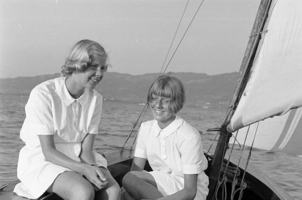 I came. I saw. I sailed. #throwbackthursday : #sailing anno 1950. Then as now simply wonderful at...